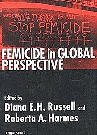 Femicide book cover